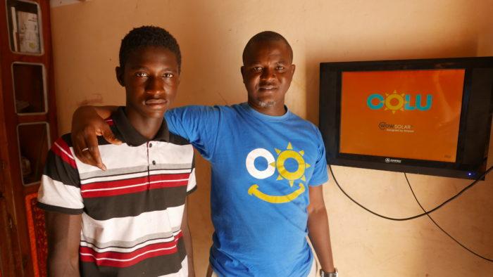 Oolu Solar Clients
